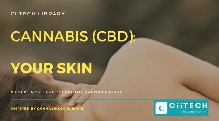 Cannabis Cheat sheet Your Skin CBD Cannabis Oil UK